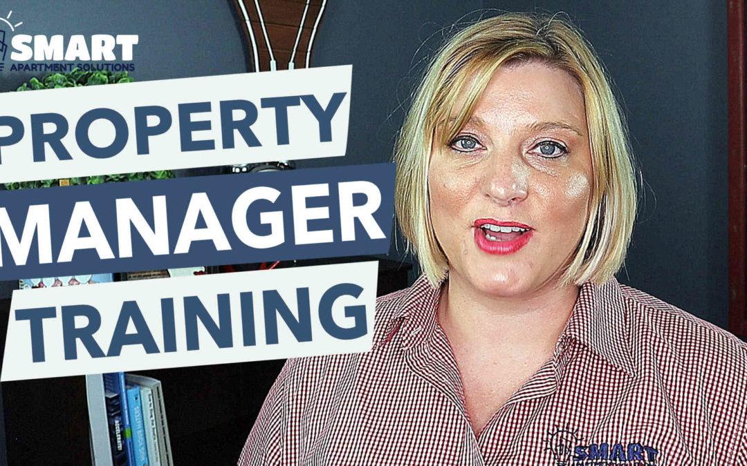 Property Manager Training and Development