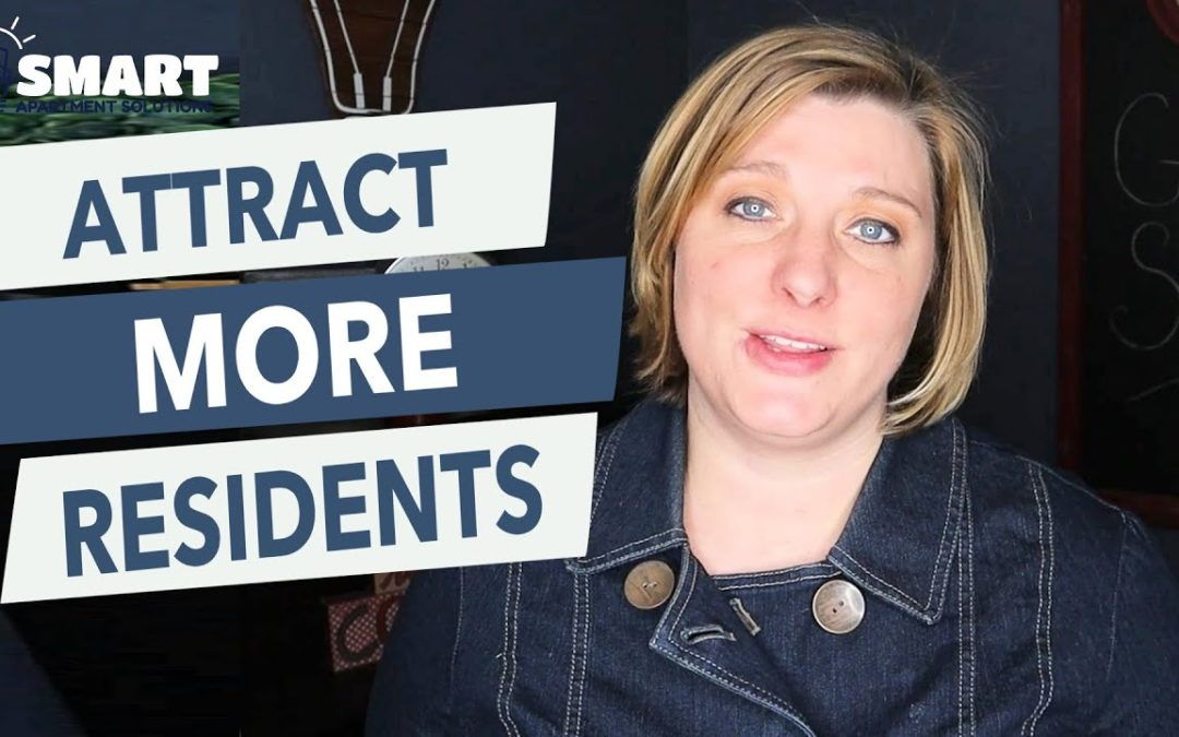 How To Attract More Apartment Residents