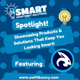Stop what you are doing and check out this weeks Spotlight Feature, @goswiftbunny 🐰.  These bunnies really are swift at getting your team in-gaged, and help you move the needle forward to the company culture of your dreams!  Are you looking for industry insights and statistic, look no more!  Hop on over and check out their website at www.swiftbunny.com 🐰 🐰 🐰 🐰 🐰 #realestatemanagement #employeeengagement #somebunny #employeesurveys #apartmentindustry #multifamily #realestatelife #engage #movetheneedletoday #bunny #goswiftbunny